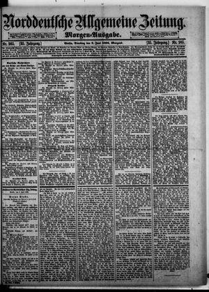 Norddeutsche allgemeine Zeitung vom 09.06.1896