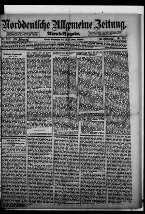 Norddeutsche allgemeine Zeitung vom 13.06.1896