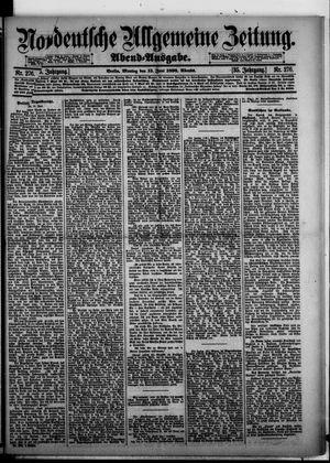Norddeutsche allgemeine Zeitung vom 15.06.1896