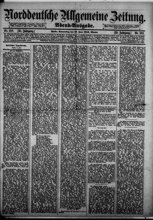 Norddeutsche allgemeine Zeitung vom 18.06.1896
