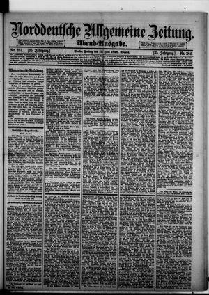 Norddeutsche allgemeine Zeitung vom 19.06.1896