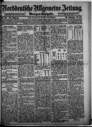 Norddeutsche allgemeine Zeitung vom 20.06.1896