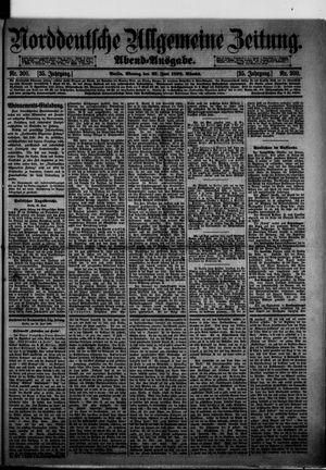 Norddeutsche allgemeine Zeitung vom 29.06.1896