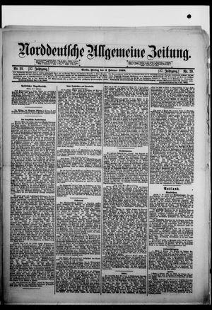 Norddeutsche allgemeine Zeitung vom 04.02.1898