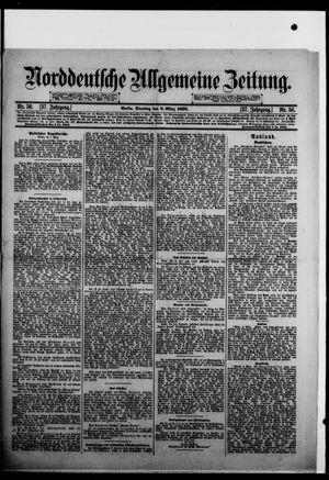 Norddeutsche allgemeine Zeitung vom 08.03.1898