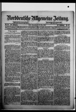 Norddeutsche allgemeine Zeitung vom 10.03.1898