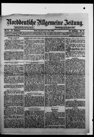 Norddeutsche allgemeine Zeitung vom 02.04.1898