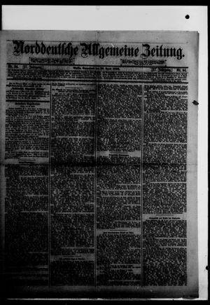 Norddeutsche allgemeine Zeitung vom 23.04.1898
