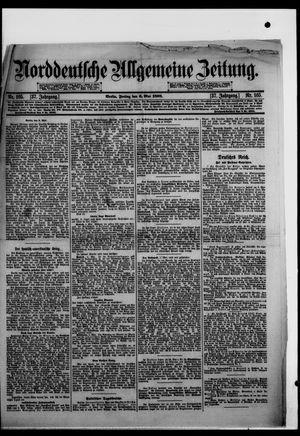 Norddeutsche allgemeine Zeitung vom 06.05.1898