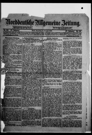 Norddeutsche allgemeine Zeitung vom 30.06.1898