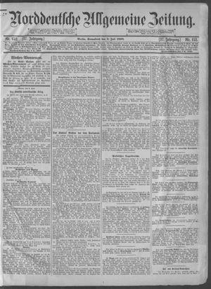 Norddeutsche allgemeine Zeitung vom 02.07.1898
