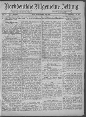 Norddeutsche allgemeine Zeitung vom 06.07.1898