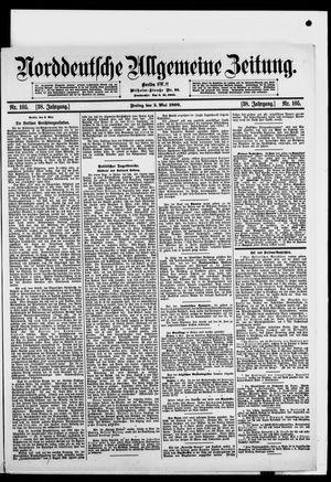 Norddeutsche allgemeine Zeitung vom 05.05.1899