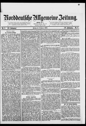 Norddeutsche allgemeine Zeitung vom 05.01.1900