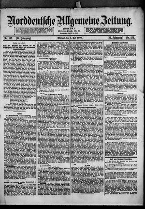 Norddeutsche allgemeine Zeitung vom 04.07.1900