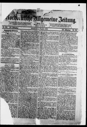 Norddeutsche allgemeine Zeitung vom 31.12.1902