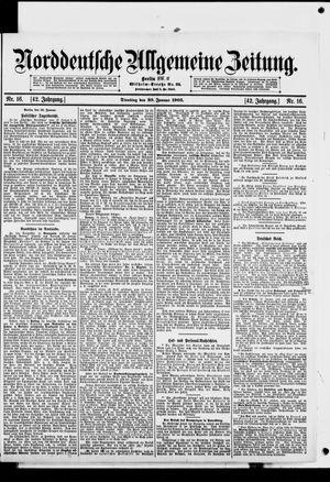 Norddeutsche allgemeine Zeitung vom 20.01.1903