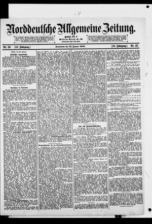 Norddeutsche allgemeine Zeitung vom 31.01.1903
