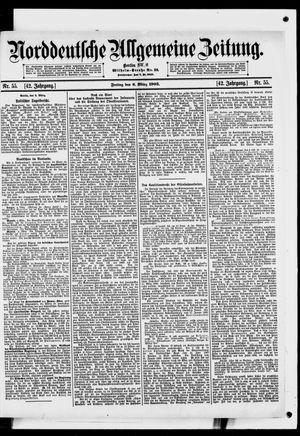 Norddeutsche allgemeine Zeitung vom 06.03.1903