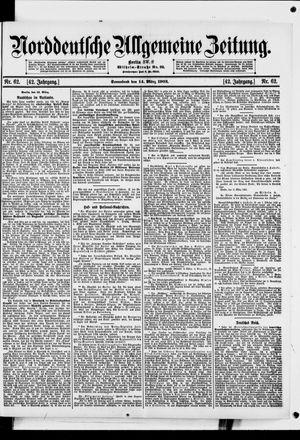 Norddeutsche allgemeine Zeitung vom 14.03.1903