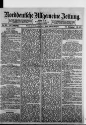 Norddeutsche allgemeine Zeitung (18.12.1904)