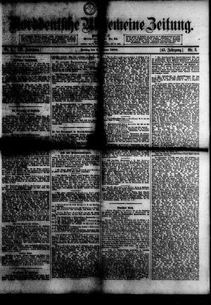 Norddeutsche allgemeine Zeitung vom 05.01.1906