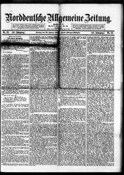 Norddeutsche allgemeine Zeitung (28.01.1906)
