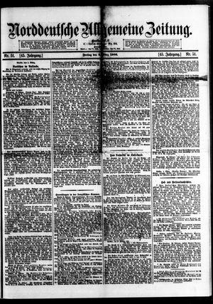 Norddeutsche allgemeine Zeitung vom 02.03.1906