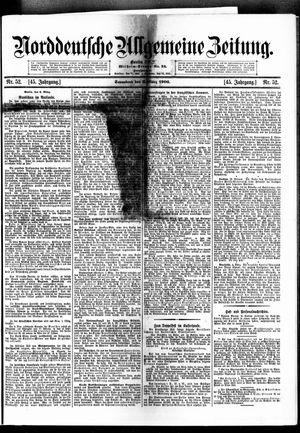 Norddeutsche allgemeine Zeitung vom 03.03.1906
