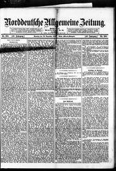 Norddeutsche allgemeine Zeitung (16.12.1906)