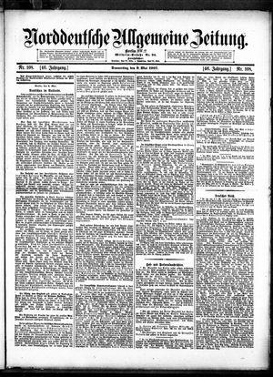 Norddeutsche allgemeine Zeitung vom 09.05.1907
