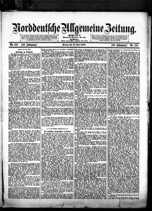 Norddeutsche allgemeine Zeitung vom 31.05.1907