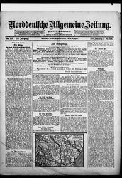 Norddeutsche allgemeine Zeitung (18.12.1915)