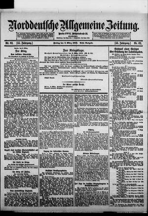 Norddeutsche allgemeine Zeitung vom 03.03.1916