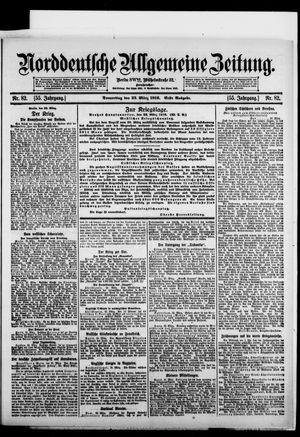 Norddeutsche allgemeine Zeitung vom 23.03.1916