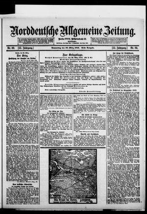 Norddeutsche allgemeine Zeitung vom 30.03.1916