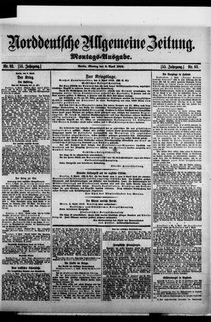 Norddeutsche allgemeine Zeitung vom 03.04.1916
