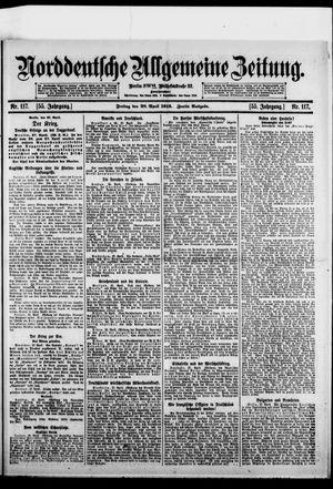 Norddeutsche allgemeine Zeitung vom 28.04.1916