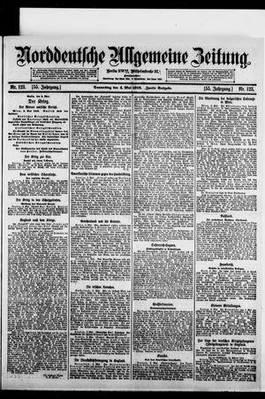 Norddeutsche allgemeine Zeitung vom 04.05.1916