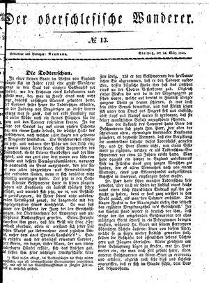 ˜Derœ Oberschlesische Wanderer on Mar 24, 1840