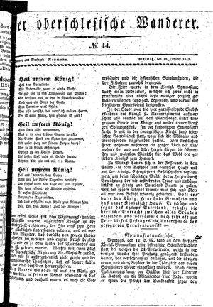 ˜Derœ Oberschlesische Wanderer on Oct 19, 1841