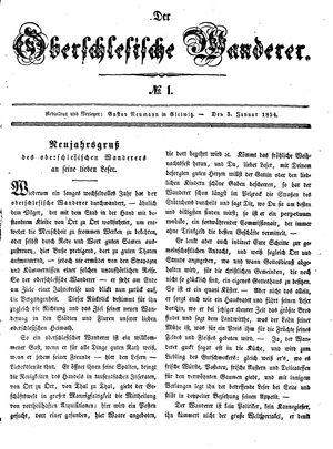 ˜Derœ Oberschlesische Wanderer on Jan 3, 1854