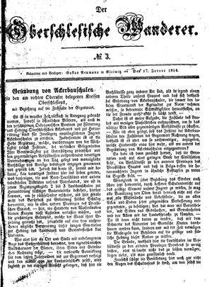 ˜Derœ Oberschlesische Wanderer on Jan 17, 1854