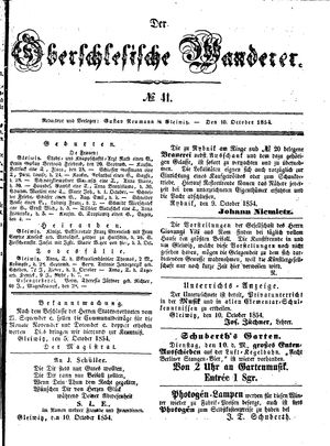 ˜Derœ Oberschlesische Wanderer on Oct 10, 1854