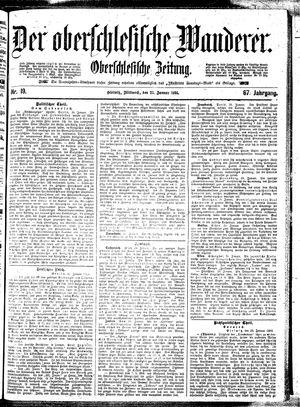 ˜Derœ Oberschlesische Wanderer on Jan 23, 1895