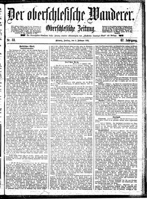 ˜Derœ Oberschlesische Wanderer vom 08.02.1895