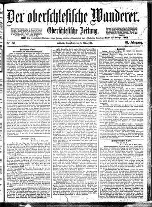 ˜Derœ Oberschlesische Wanderer vom 09.03.1895