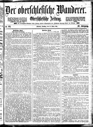 ˜Derœ Oberschlesische Wanderer vom 12.03.1895