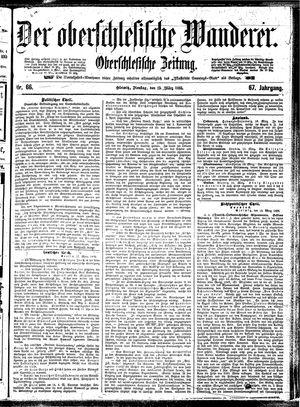 ˜Derœ Oberschlesische Wanderer on Mar 19, 1895