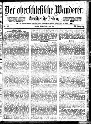 ˜Derœ Oberschlesische Wanderer vom 08.05.1895